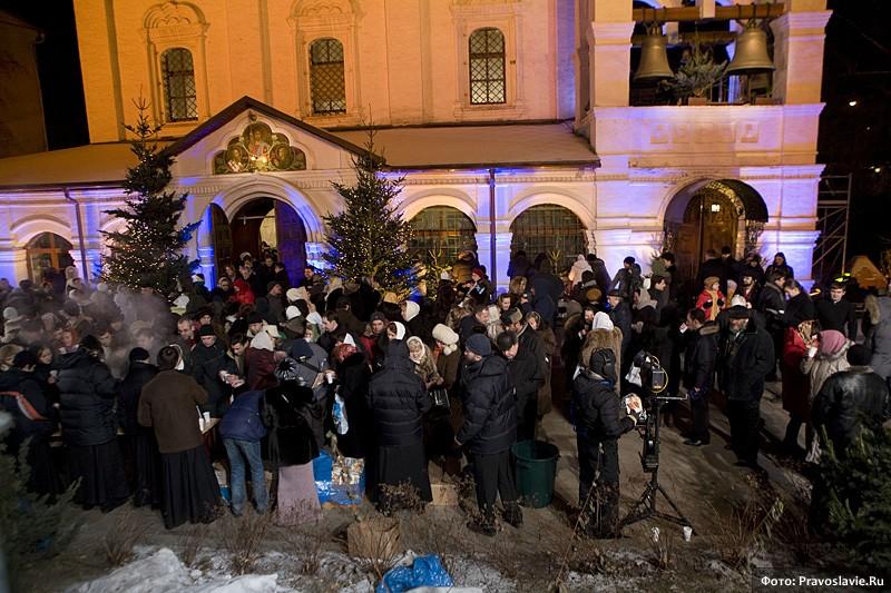 Рождество Христово. Фото: Православие.Ru