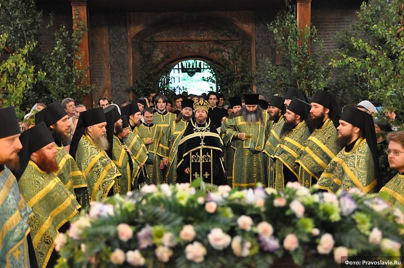 Пятидесятница. Фото: Православие.Ru
