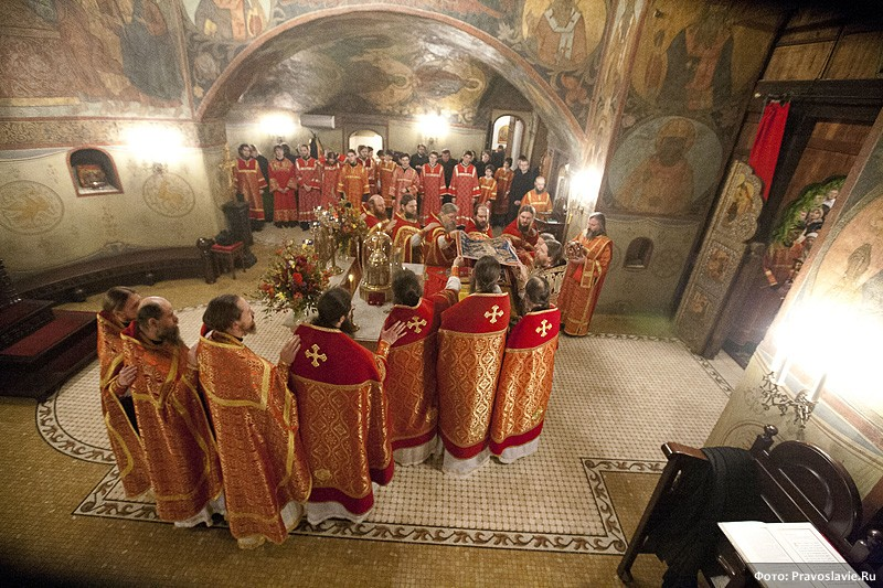 Пасха Христова. Фото: Православие.Ru
