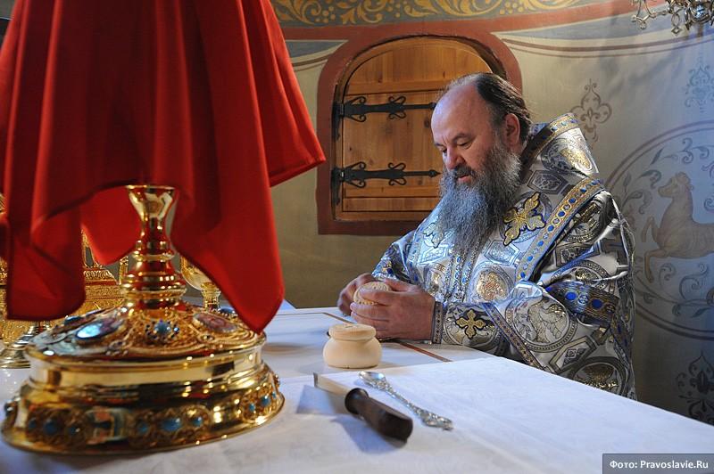 Архиепископ Варсонофий. Фото: Православие.Ru