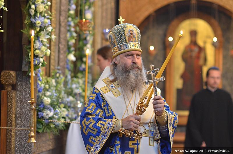 Архиепископ Сергиево-Посадский Феогност. Фото: А. Горяинов / Православие.Ru