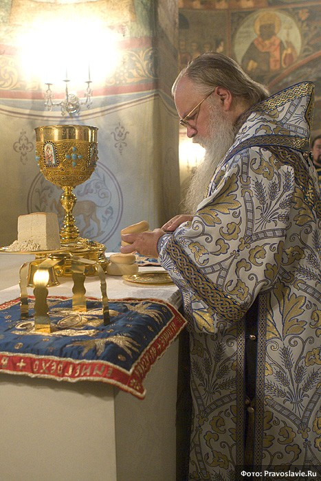 Архиепископ Костромской и Галичский Алексий. Фото: Православие.Ru