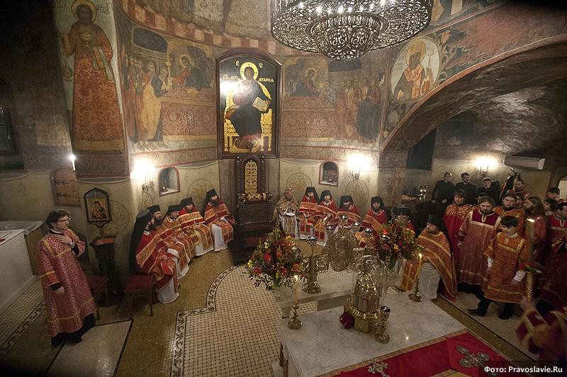 Пасхальное Богослужение. Фото: Православие.Ru