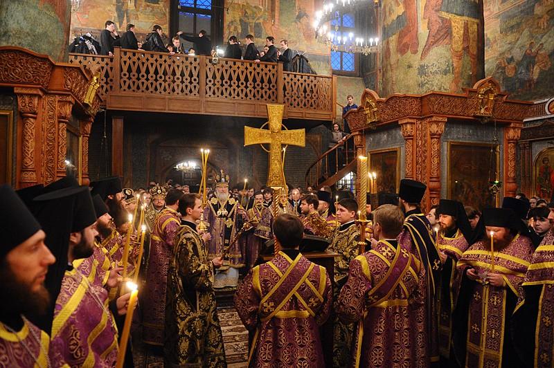 Сретенский монастырь. Двадцать лет
