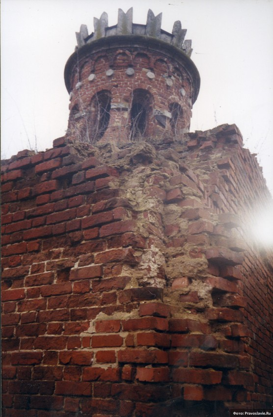 Ремонт корпусов в скиту. Фото: Православие.Ru