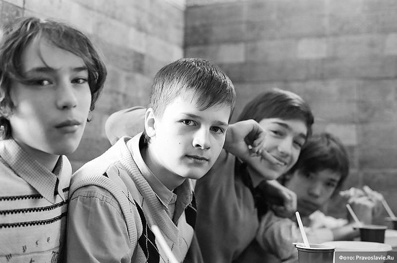 В детском доме. Фото: Православие.Ru
