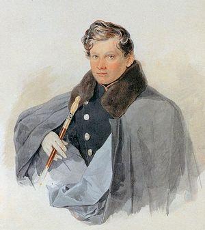 Князь Пётр Андреевич Вяземский