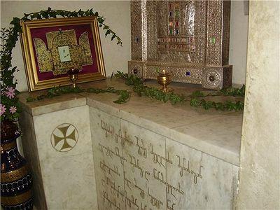 Грузинская Церковь 10 сентября отмечает день памяти святой царицы Шушаники