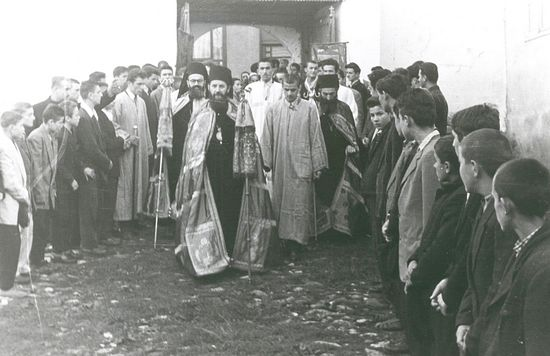 Начало епископского служения Патриарха Павла в Рашско-Призренской епархии