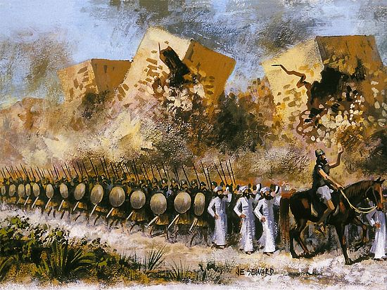 Падение Иерихона