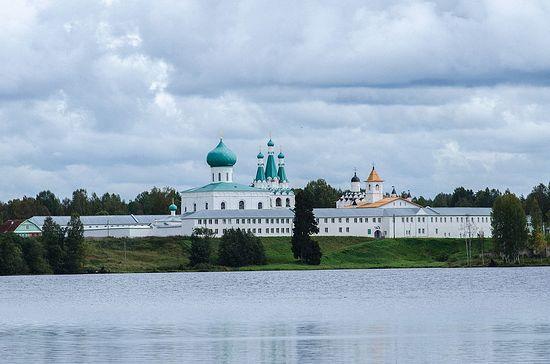 Троицкий комплекс Александро-Свирского монастыря
