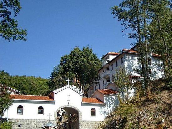 Монастырь Драганац