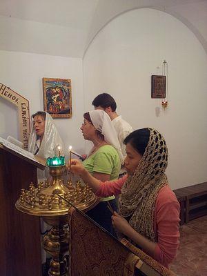 Тайваньцы принимают Православие