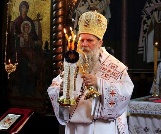 Епископ Славонский Иоанн (Чулибрк)