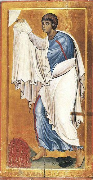 Моисей пророк; XIII в.; Византия