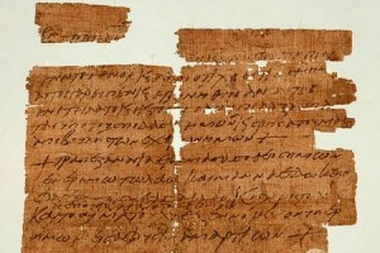 Dating advice for christian manuscript