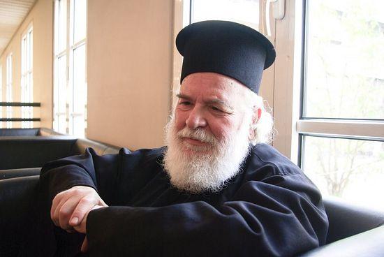 о. Георгий Металлинос