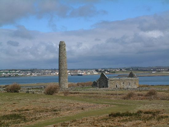 Scattery Island.