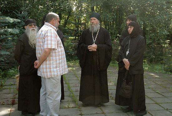 В Бутово, рассказ об исповедниках