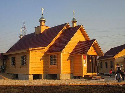 «Построй храм в Марьино!»