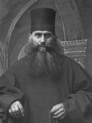 St. Silouan of Mt. Athos