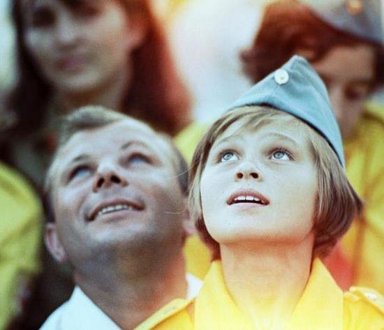 Юрий Гагарин. Фото: Олег Макаров / РИА Новости