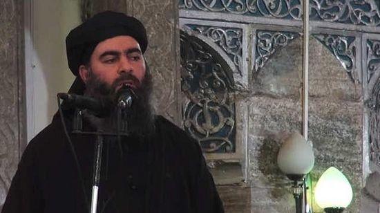 «Халиф» ИГИЛ Абу Бакр ал-Багдади