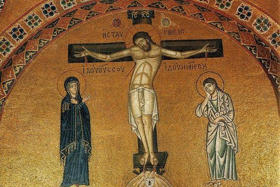 Гомилия о страстях Спасителя