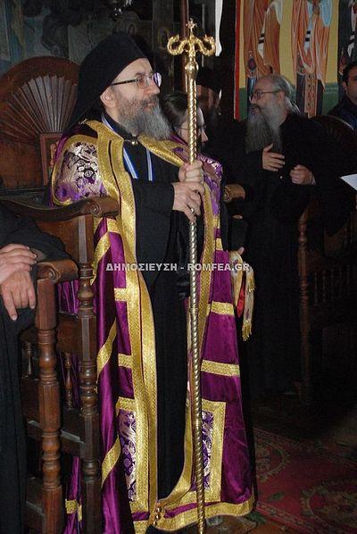 Монах Симеон Дионисиатский