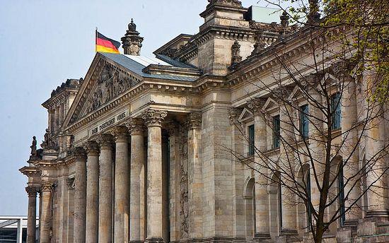 В немецком правительстве говорят, что эта инициатива вряд ли дойдёт до парламентских слушаний