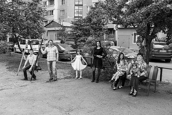 Семья Михайловых
