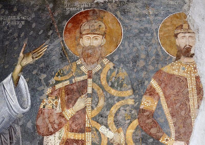 Святой Стефан Певовенчанный. Фото: иеромонах Игнатий (Шестаков)
