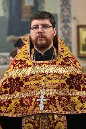 Священник Дионисий Каменщиков