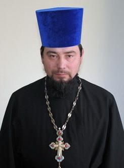 Priest Yaroslav Yavorsky