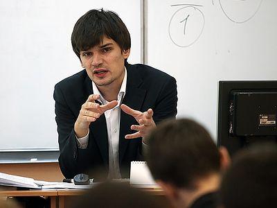 «Учитель года-2013» Андрей Сиденко: «Главное – уметь слышать детей»