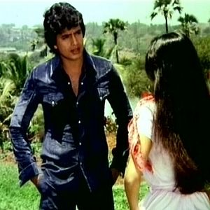 Кадр из фильма «Танцор диско»