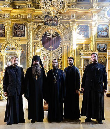Паломники из Зарубежной Церкви