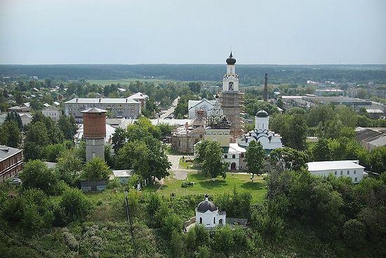 Свято-Благовещенский Киржачский женский монастырь. Фото: Михаил и Екатерина