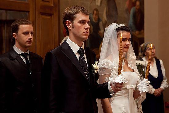 Венчание Белобородовых