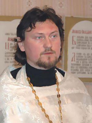 Протоиерей Алексий Сорокин