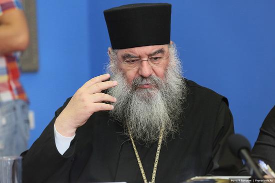 Митрополит Афанасий Лимасольский. Фото: В.Ештокин / Православие.Ru