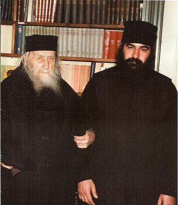 Старец Софроний (Сахаров) и митрополит Афанасий