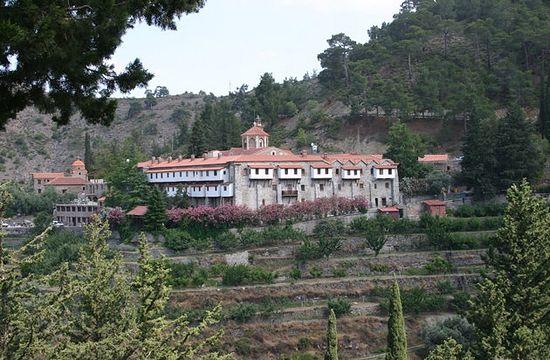 Монастырь Махера