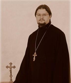 Священник Александр Стародубцев