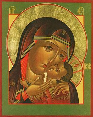 Икона Божей Матери Корсунской