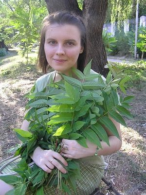 Мария Пронько