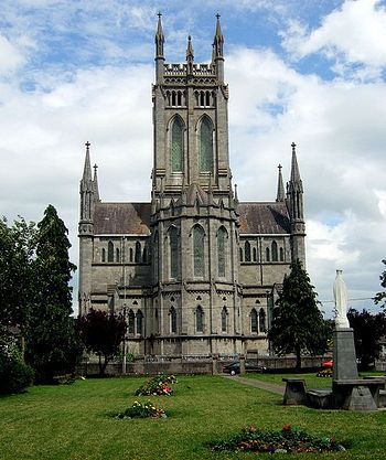 RC Cathedral of the Holy Virgin in Kilkenny, Ireland