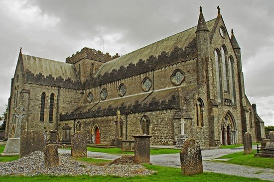 St. Canice's Anglican Cathedral, Kilkenny
