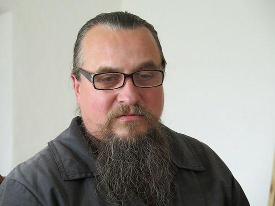 Игумен Амфилохий (Кузнецов), настоятель Свято-Троицкого Павло-Обнорского монастыря