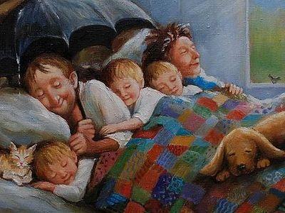 Семья — лечебница страстей